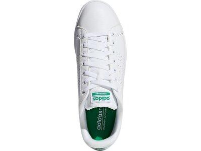 "ADIDAS Herren Sneaker ""Cloudfoam Advantage Clean"" Weiß"