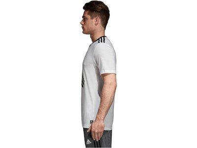 ADIDAS Herren Fußballshirt Tango Weiß