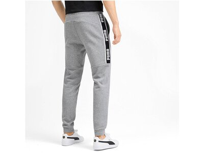 "PUMA Herren Sweathose ""Amplified Fleece Sweatpants"" Grau"