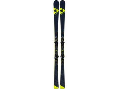 """FISCHER Skier """"RC4 WC RC Racetrack"""" Schwarz"""