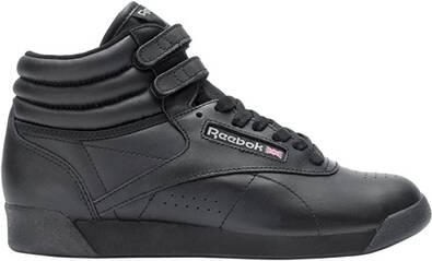 REEBOK Damen Fitnessschuhe Freestyle Hi - schwarz
