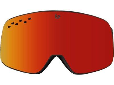 """BOLLÉ Skibrille """"Nevada"""" Schwarz"""