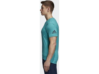ADIDAS Herren T-Shirt FreeLift Climachill Blau