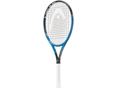 HEAD Tennisschläger Graphene Touch Instinct Lite - besaitet - 16x19 Schwarz
