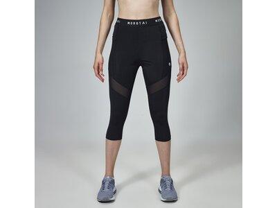 3/4 Sport-Leggings ' Capri Performance Tights ' Schwarz