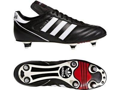 ADIDAS Fußball - Schuhe - Stollen Kaiser 5 Cup SG Schwarz