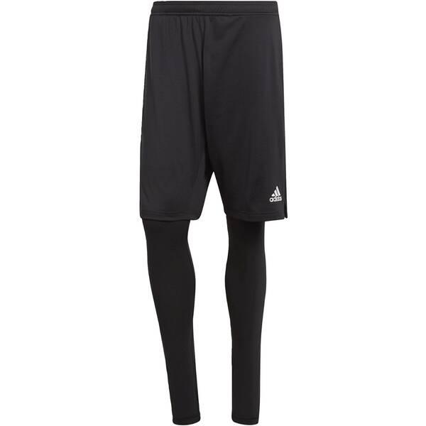 ADIDAS Herren Condivo 18 Two-in-One Shorts