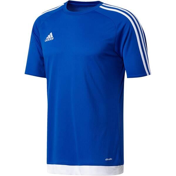 ADIDAS Herren Fußballshirt Kurzarm