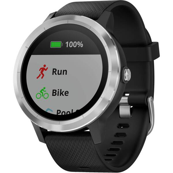 GARMIN GPS-Multisport-Smartwatch vivoactive 3