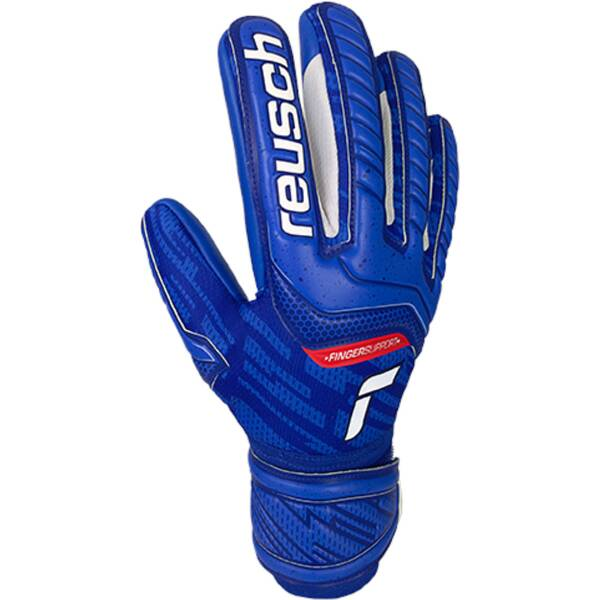 REUSCH Equipment - Torwarthandschuhe Attrakt Finger Support TW-Handschuh