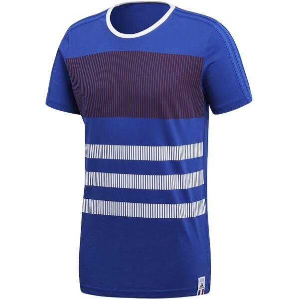 ADIDAS Herren Frankreich T-Shirt
