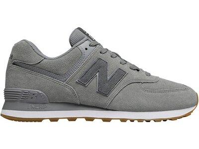 """NEWBALANCE Herren Sneaker """"ML574NFD"""" Grau"""