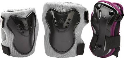 K2 Girls Protektoren Set Charm Pro Jr Pad Set