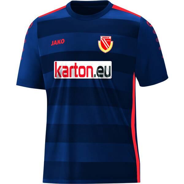 JAKO Kinder FC Energie Cottbus Trikot Away