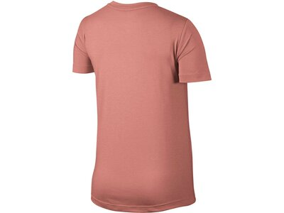 NIKE Damen Shirt Kurzarm Pink