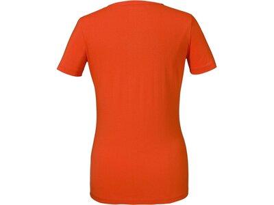 SCHÖFFEL Damen T-Shirt Zug2 Rot