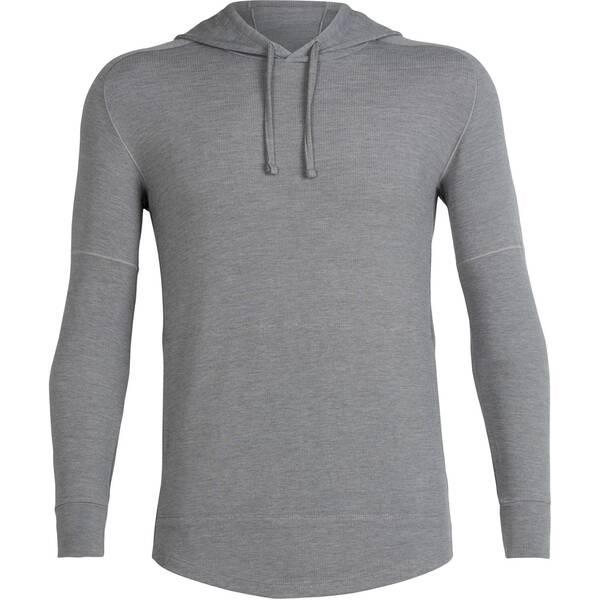 "ICEBREAKER Herren Sweatshirt ""Momentum Long Sleeve Hood"""