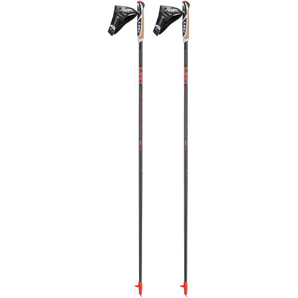 LEKI Nordic Walking-Stöcke Walker Platinum