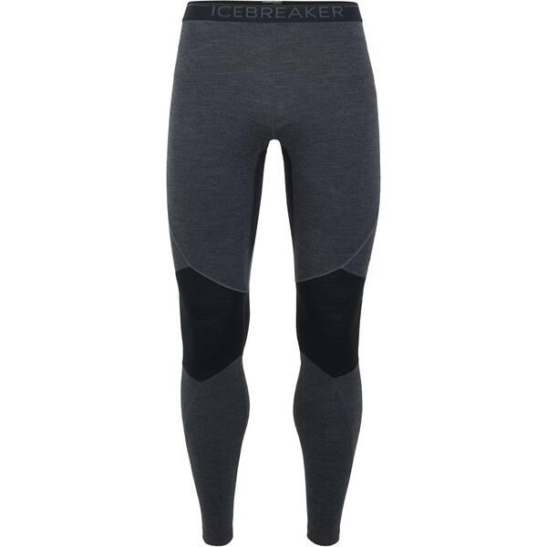 ICEBREAKER Herren Funktionsunterhose Bodyfitzone 260 Zone Leggings | Sportbekleidung > Funktionswäsche > Thermoleggings | Black | Jersey | Icebreaker