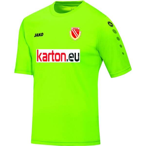 JAKO Kinder FC Energie Cottbus Trikot Ausweich