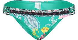 "Vorschau: SEAFOLLY Damen Bikinihose ""Water Garden Multi Rouleau Brazilian"""