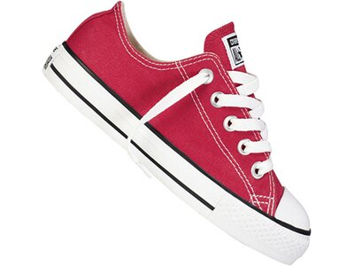 CONVERSE Lifestyle - Schuhe Kinder - Sneakers Chuck Taylor AS Sneaker Kids Rot