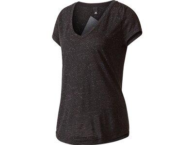 """ADIDAS Damen T-Shirt """"Winners Tee"""" Kurzarm Schwarz"""