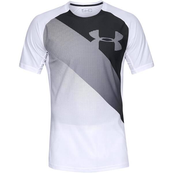 UNDERARMOUR Herren Trainingsshirt Threadborne Vanish Kurzarm