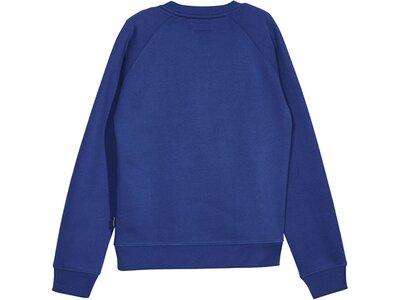 CHIEMSEE Sweatshirt aus weicher Sweatware - GOTS zertifiziert Blau