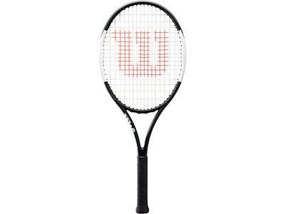 """WILSON Kinder Tennisschläger """"Pro Staff 26"""" - besaitet - 16x18 Schwarz"""