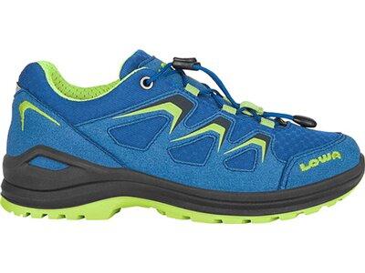 LOWA Kinder Schuhe INNOX EVO GTX LO JUNIOR Blau