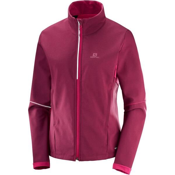 SALOMON Damen Laufjacke Agile Softshell | Sportbekleidung > Sportjacken > Laufjacken | SALOMON