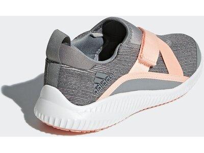 ADIDAS Kinder FortaRun X Schuh Silber
