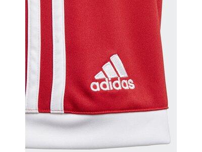 ADIDAS Kinder FC Bayern München Heimshorts Rot