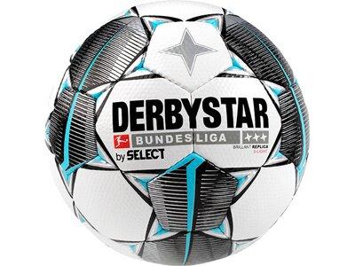 """DERBYSTAR Fußball """"Bundesliga Brilliant Replica S-Light"""" Schwarz"""