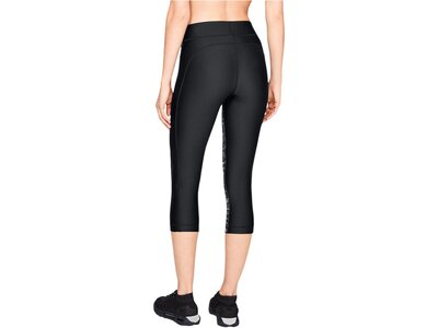 "UNDERARMOUR Damen Trainingshose ""HeatGear® Armour"" Capri-Länge Schwarz"