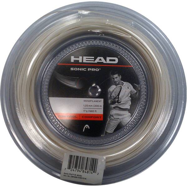 "HEAD Tennissaiten ""Sonic Pro"" - 1.25 mm"