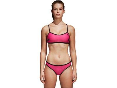 "ADIDAS Damen Beachvolleyball Bikini ""Solid"" Schwarz"
