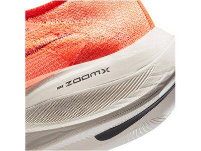 "NIKE Damen Laufschuhe ""Nike Air Zoom Alphafly Next%"" Orange"