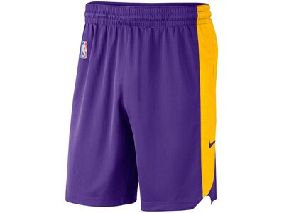 "NIKE Herren Basketballshorts ""Los Angeles Lakers"" Blau"