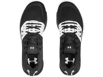 "UNDERARMOUR Herren Fitnessschuhe ""Charged Ultimate 3.0"" Schwarz"