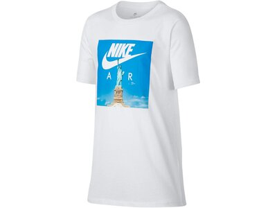 NIKE Jungen T-Shirt Weiß