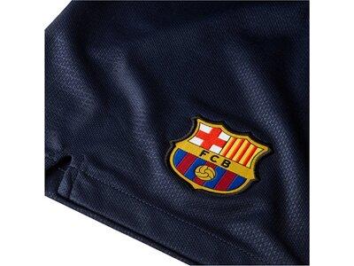 """NIKE Herren Fußballshorts """"Breathe FC Barcelona Home Stadium"""" Gold"""