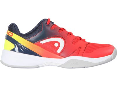 "HEAD Jungen Tennisschuhe Indoor ""Sprint 2.0 Junior"" Rot"
