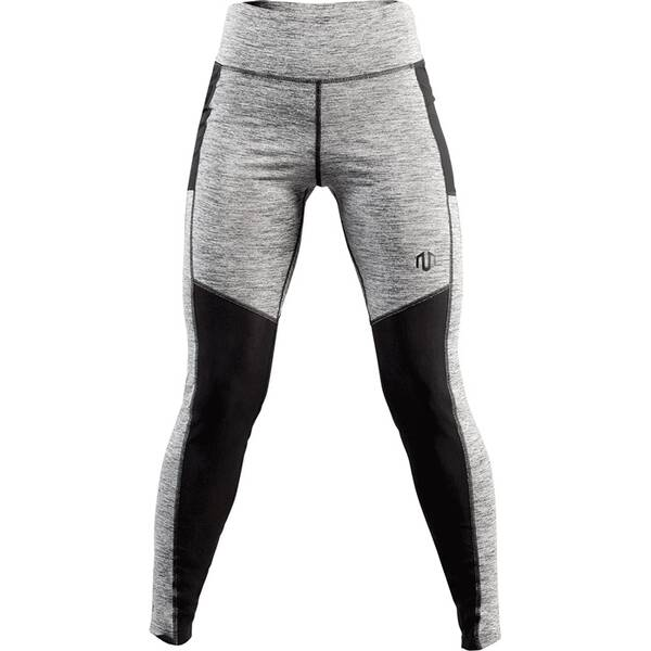 Sport-Leggings  High Waist Inner Mesh Tights