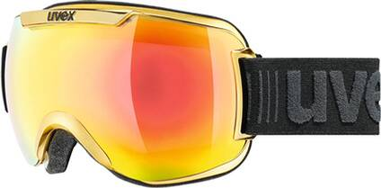 "UVEX Ski- und Snowboardbrille ""Downhill 2000 FM Chrome"""