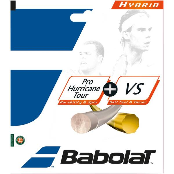 "BABOLAT Tennissaite ""Pro Hurricane Tour / VS"""