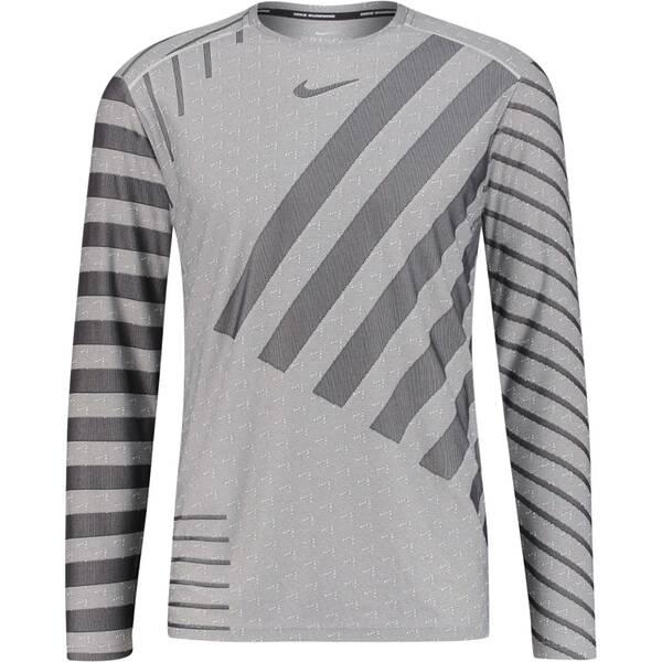 "NIKE Herren Running Shirt Langarm ""Tech Knit Cool"""