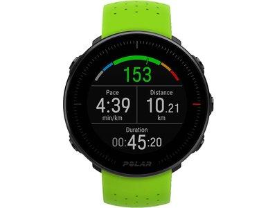 "POLAR GPS-Multifunktionsuhr ""Vantage M"" Grün"