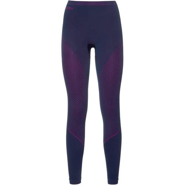 ODLO Damen lange Funktionsunterhose Evolution Warm Baselayer Pants | Sportbekleidung > Funktionswäsche > Thermoleggings | Pink | ODLO